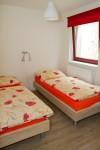 apartmán přízemí - pokoj č. 1